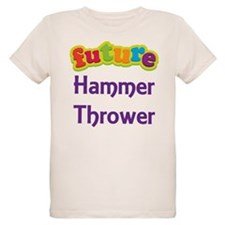 Future Hammer Thrower T-Shirt