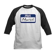 Hello: Marcel Tee