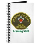 Orange County Ranger Academy Staff Journal