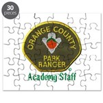 Orange County Ranger Academy Staff Puzzle