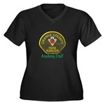 Orange County Ranger Academy Staff Plus Size T-Shi