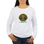Orange County Ranger Academy Staff Long Sleeve T-S