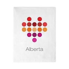 I Heart Alberta Twin Duvet