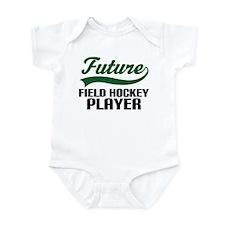 Future Field Hockey Player Onesie