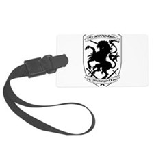 Guardsman Luggage Tag