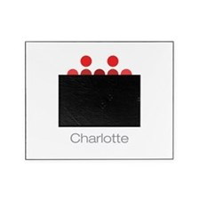 I Heart Charlotte Picture Frame