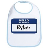 Hello: Ryker Bib