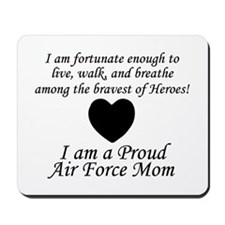 AF Mom Fortunate Mousepad