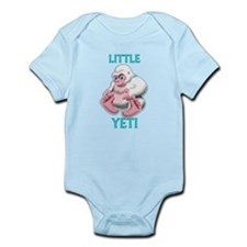 littl yeti shadow Body Suit