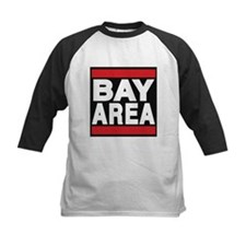 bayarea red Baseball Jersey