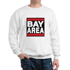 bayarea red Sweatshirt