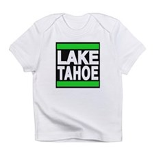 lake tahoe green Infant T-Shirt