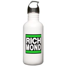 richmond green Water Bottle