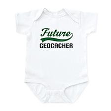 Future Geocacher Infant Bodysuit