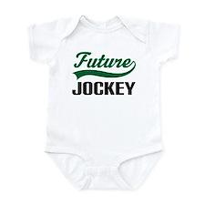 Future Jockey Infant Bodysuit
