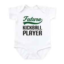 Future Kickball Player Infant Bodysuit