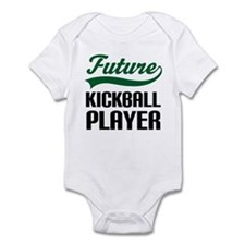 Future Kickball Player Onesie