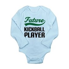 Future Kickball Player Onesie Romper Suit