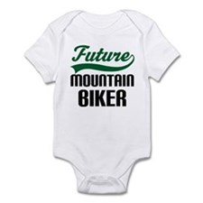 Future Mountain Biker Onesie