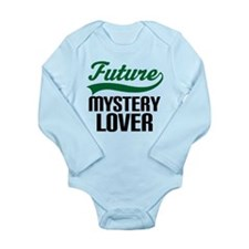 Future Mystery Lover Long Sleeve Infant Bodysuit