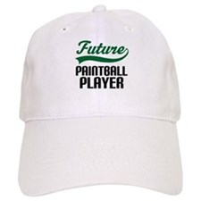 Future Paintball Player Baseball Cap