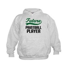 Future Paintball Player Hoodie