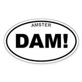Amster Dam!