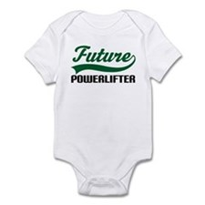 Future Powerlifter Infant Bodysuit