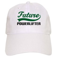 Future Powerlifter Baseball Cap