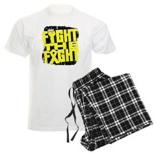Fight The Fight Testicular Cancer pajamas