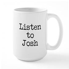 Listen to Josh Mug