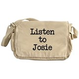 Listen to Josie Messenger Bag