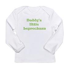 Daddys little Leprechaun Long Sleeve T-Shirt