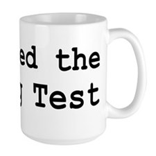 I Failed The Turing Test Computer Mug