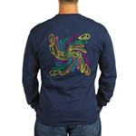 Peace Symbols Long Sleeve T-Shirt