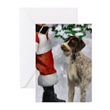German Wirehaired Pointer Greeting Cards (Pk of 20