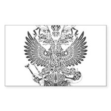 Byzantine Eagle Decal