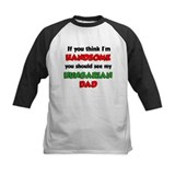 Im Handsome Hungarian Dad Baseball Jersey