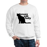 Crazy Cat Lady Jumper