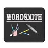 WORDSMITH Mousepad