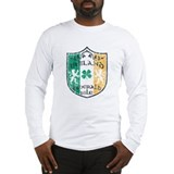 Ireland-Emerald-Isle Long Sleeve T-Shirt