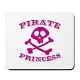 Pirate Princess Mousepad