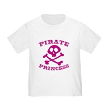 Pirate Princess T