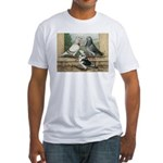 Show Racer Trio Fitted T-Shirt