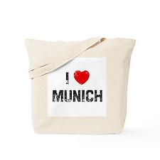I * Munich Tote Bag