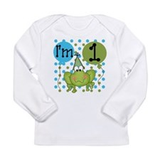 FROGGYBDAYONE Long Sleeve T-Shirt