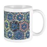 Grandmother's Flower Garden Coffee Mug