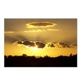 Sunrises and Sunsets Postcards (Package of 8)
