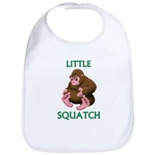 LITTLE SQUATCH Bib