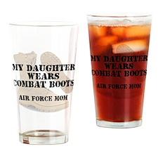 AF Mom Daughter DCB Drinking Glass